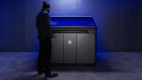 Featured image of HP is Applying Multi Jet Fusion to Their Supply Chain