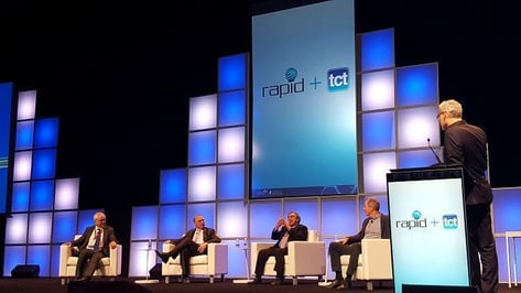 Featured image of RAPID + TCT 2018 Keynotes Announced, Showcasing Wide Scope of 3D Printing Innovation