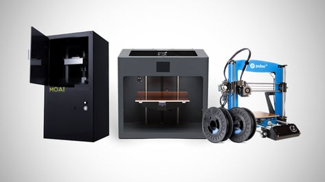 Featured image of [DEAL] Up to $1,000 Off MAKEiT, Peopoly, Pulse & Craftbot 3D Printers