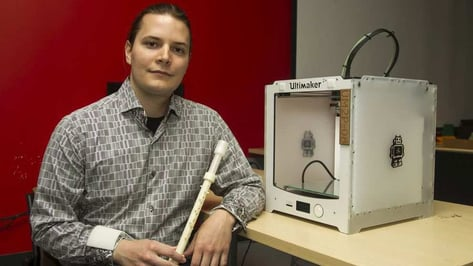 Featured image of Ottawa Symphony Orchestra Incorporate 3D Printed Instruments into Classical Music