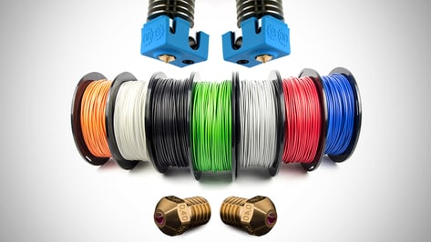 Featured image of [DEAL] 10% Off Filament, E3D & Olsson Ruby at MatterHackers
