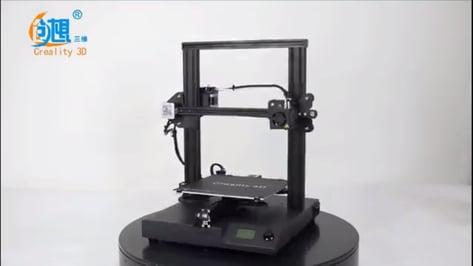 Featured image of Creality CR-20 3D-Drucker-Test: Blick auf die Specs