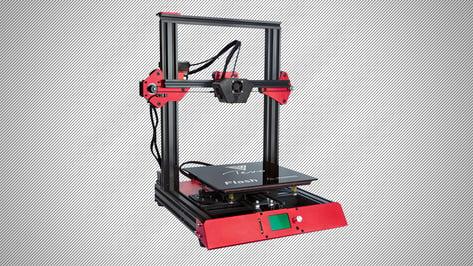 Imagen principal de Impresora 3D TEVO Flash: características y datos clave