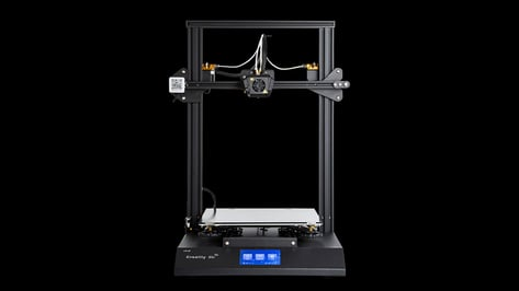 Imagen principal de Creality CR-X: datos sobre la impresora 3D con doble extrusor