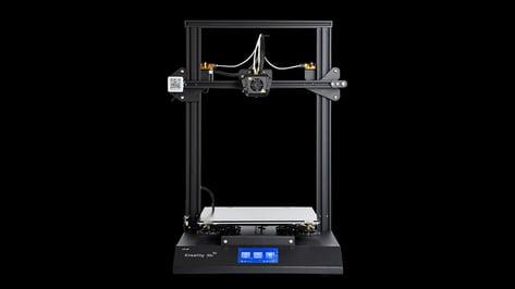 Image de l'en-tête de Creality CR-X: points-clés sur l'imprimante 3D à double extrusion