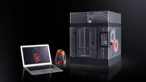 Featured image of 2018 Raise3D Pro2 – Review the Facts of This 3D Printer
