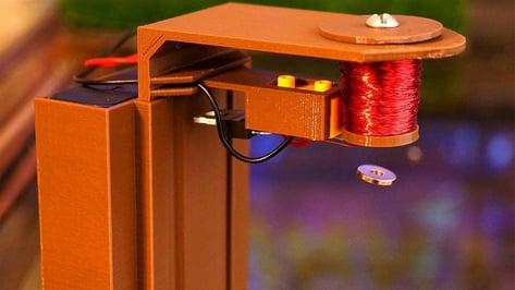 Featured image of [Project] 3D Print Your Own Magnetic Levitation Device!
