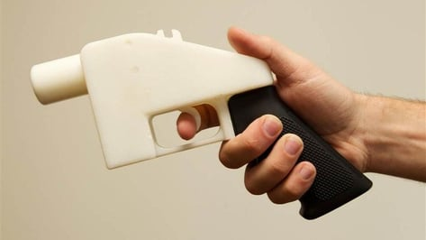 Featured image of 3D Printed Gun Models to Return Online as Defense Distributed Wins Court Settlement