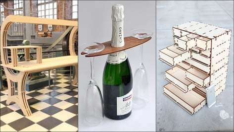 Featured image of 6 Cool Laser Cutter Projects (That Are Actually Useful)