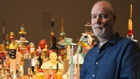 Featured image of Douglas Coupland Reveals The National Portrait & Final Stage of 3DCanada