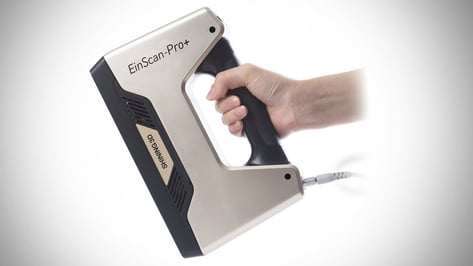 Featured image of Shining3D EinScan Pro+ 3D Scanner: Review the Specs