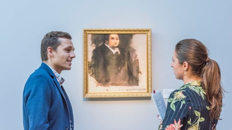 Featured image of Christie's Auction House to Sell AI-Generated Art