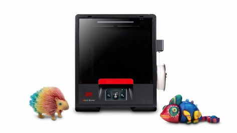 Featured image of XYZPrinting da Vinci Color mini: Review the Facts