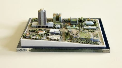 Featured image of 3D Print Your Local Area from Google Earth using Still Shots and Photogrammetry