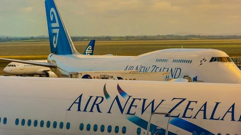 Featured image of Air New Zealand Starts to 3D Print Airplane Parts and Tools