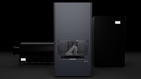 Featured image of 2019 Markforged Metal X: Review the Specs & Use Cases