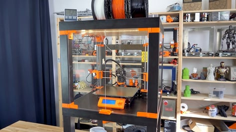 Featured image of DIY 3D Printer Enclosure – 5 Cheap & Easy Solutions