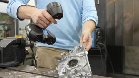 Featured image of Why Industrial 3D Scanners Make Sense for 3D Printing Product Development