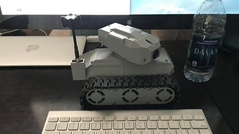 Featured image of [Project] Prototank
