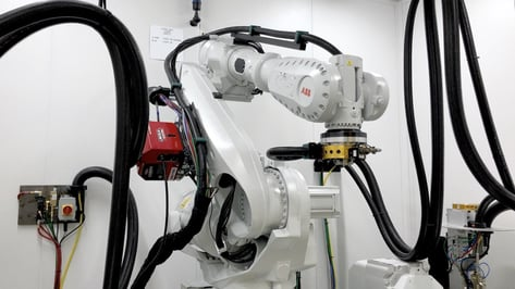 Featured image of US Navy and Lockheed Martin Are Building AI-Driven 3D Printing Robots