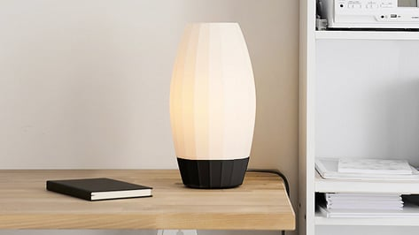 Featured image of Gantri 3D Prints Sustainable Lamps Imagined by Designers Worldwide