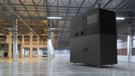 Featured image of LAR100: A Metal 3D Printer Starting at €69,900