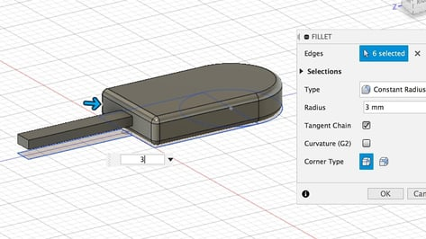 Featured image of 2019 Fusion 360 Tutorial for 3D Printing – 4 Easy Steps