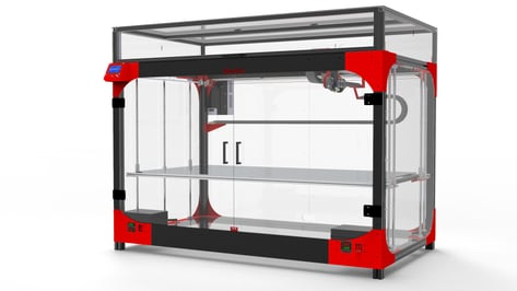 Featured image of Modix 120X Large-Format 3D Printer – Review the Specs