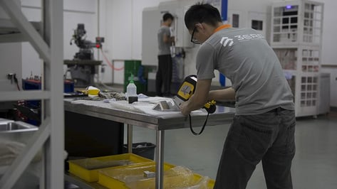 Featured image of 3ERP Breaks the Stereotype of Rapid Prototyping in China