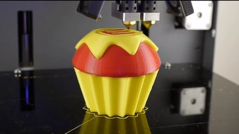 Featured image of Dual Extrusion 3D Printing – Simply Explained