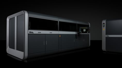 Featured image of Desktop Metal Unveils Upgraded Production System at Formnext 2018