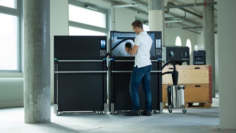 Featured image of Sintratec S2 SLS 3D Printer – Review the Specs & Price