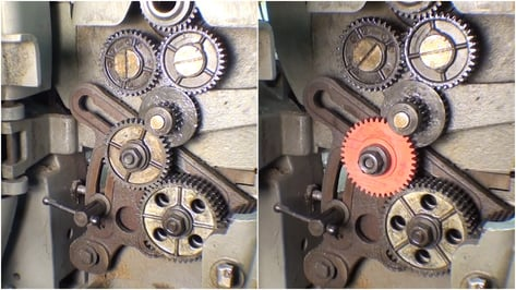 Featured image of 3D Printed Gears: Get the Gear That Fits Your Needs