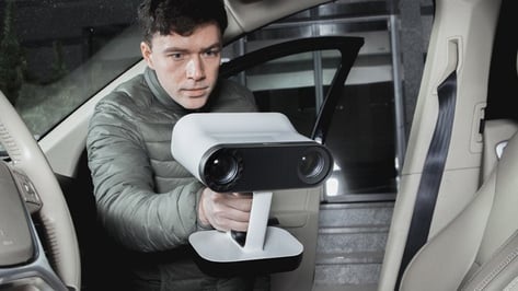 Featured image of Artec Leo 3D Scanner: Review the Specs