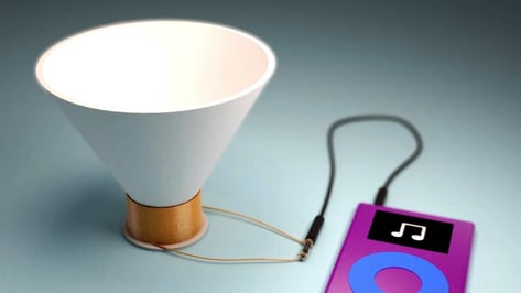 Image de l'en-tête de Projet 3D du week-end : montez le son avec cette enceinte imprimée en 3D !