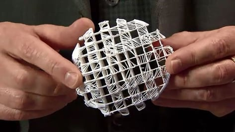 Featured image of 3D Printed Scaffolds May Help Cancer Patients Regrow Breast Tissue After Mastectomy