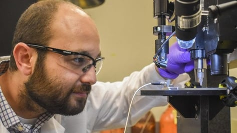 Featured image of Researchers Develop Needle-less 3D Printed Biosensor for Glucose Monitoring