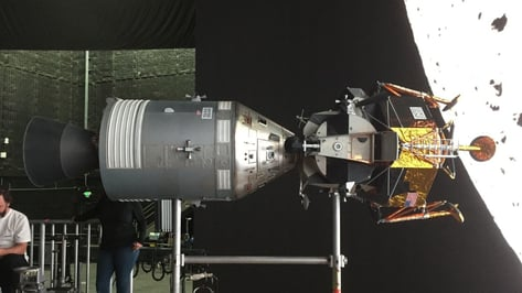 """Featured image of How BigRep Helped """"First Man"""" Film Launch onto the Big Screen"""