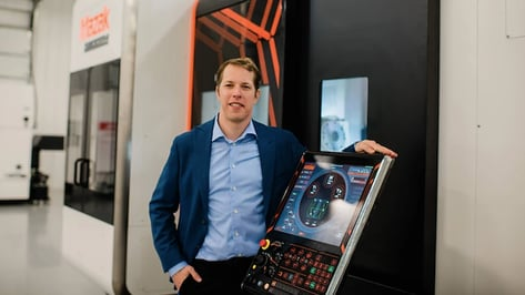 Featured image of NASCAR Racer Brad Keselowski Launches 3D Printing Company