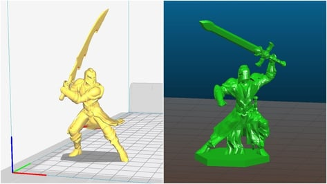 Featured image of Slic3r vs Cura 3D Slicer Software: Know the Differences