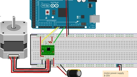 Featured image of Best Arduino Stepper Motors