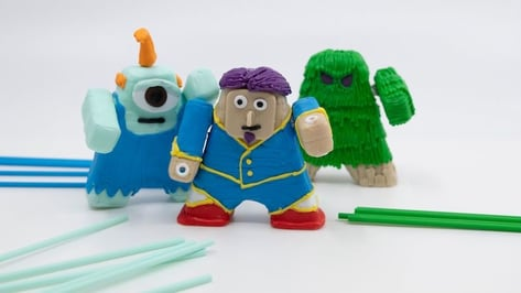 Featured image of 3Doodler Launch First Mobile App and 2019 EDU, Create+ and Start Product Lines