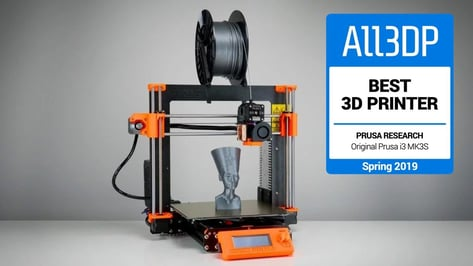 Featured image of Original Prusa i3 MK3 im Test: Der beste 3D-Drucker 2018