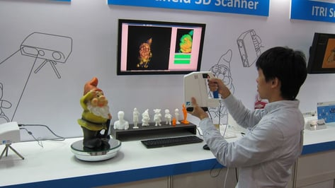 Featured image of 3D Scanner for 3D Printer – What to Consider and Which to Buy