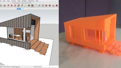 Featured image of SketchUp Tutorial for 3D Printing: A Guide for Beginners