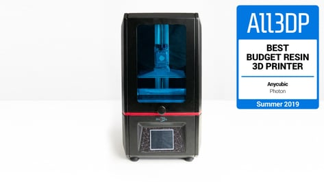 Featured image of Anycubic Photon Review: Great Budget Resin 3D Printer