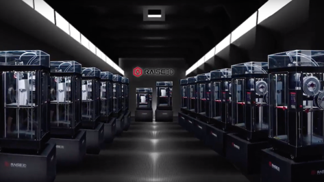 Featured image of Raise3D to Announce RaiseFactory Systems at Hannover Messe