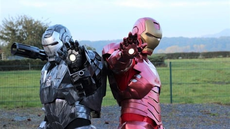 Featured image of 3D Printed Armor: 7 Great Models to 3D Print