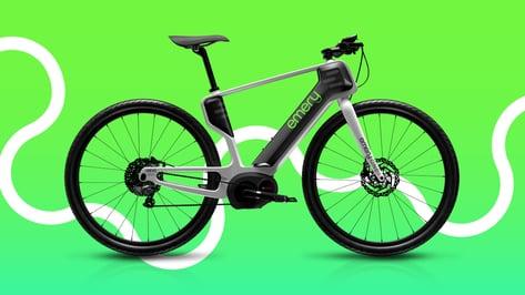 "Featured image of Arevo 3D Prints Carbon Fiber Unibody Bike Frames for Franco's ""Emery"" eBikes"
