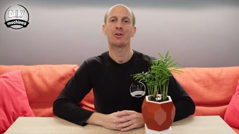 Featured image of [Project] 3D Printed Automatic Smart Plant Pot